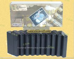 King Arms 110rd Magazine for Marui M14 AEG (10pcs)